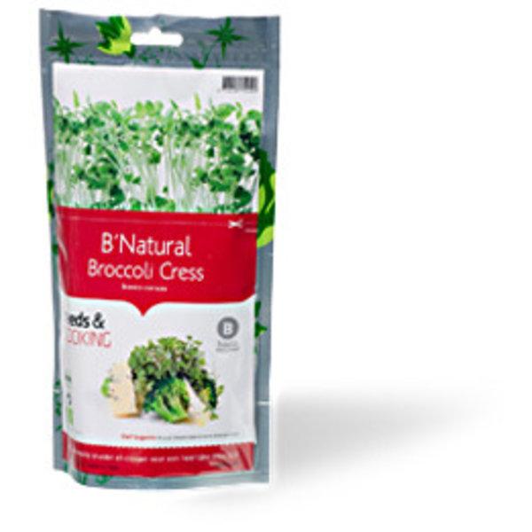 Verse mini Broccoli in kweekzak