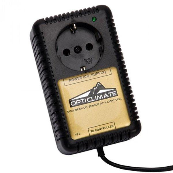 CO2 sensor maxi controller