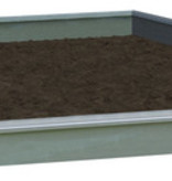 ACD Fundering voor tuinkas Daisy 3,8 m2