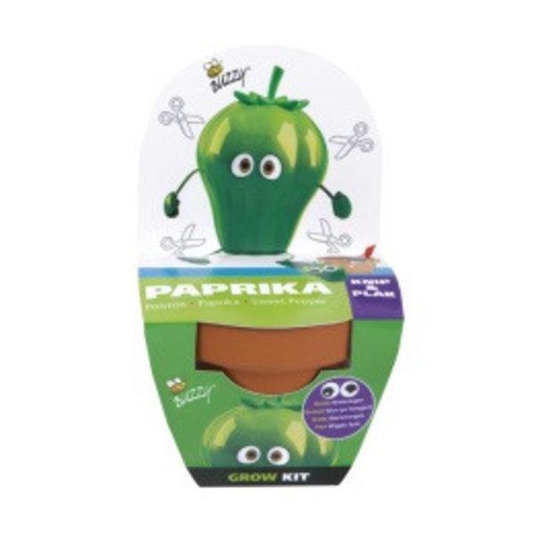 Kids Grow Kit Paprika