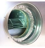 Airfan Iso Ventilatie Box 550 m3/h Loshangend