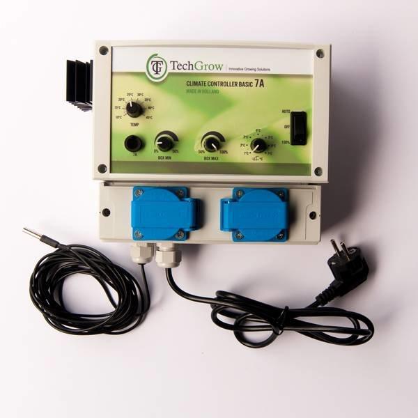 Clima Control Basic - 4.5A, 7A of 14A
