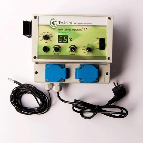 Clima Control Basic Plus - 4.5A, 7A of 14A