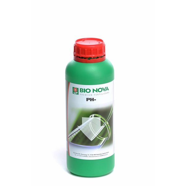 BN pH- Min