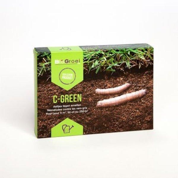 C-green system Nematoden tegen emelten