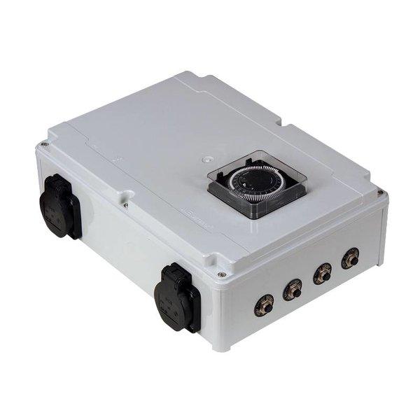 DV44 Schakelkast 16 x 600 Watt