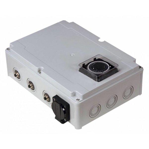 DV33 Schakelkast 12 x 600 Watt