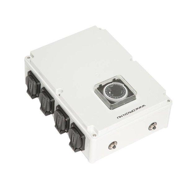 DV28 Schakelkast 8 x 600 Watt