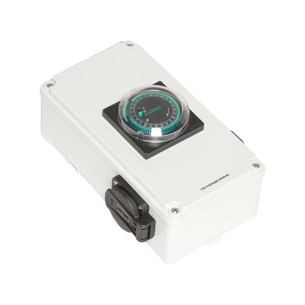 DV12 Schakelkast 2 x 600 Watt