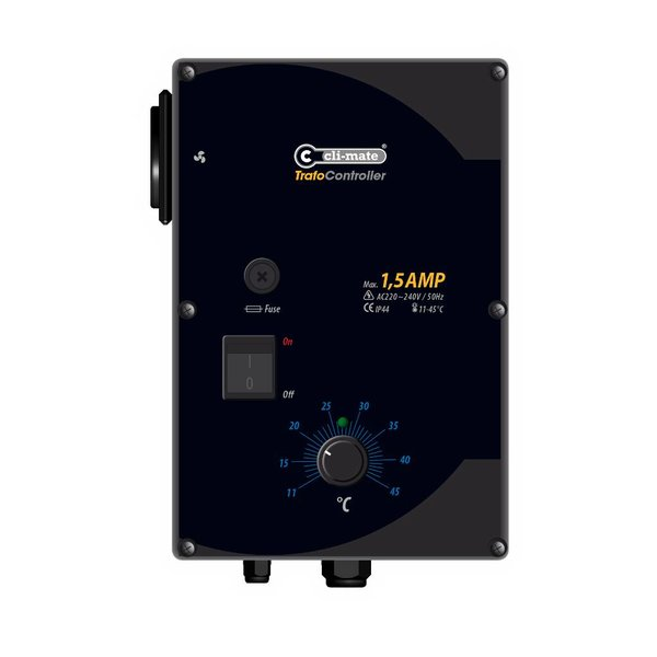 Trafo Controller 1,5A of 2,5A