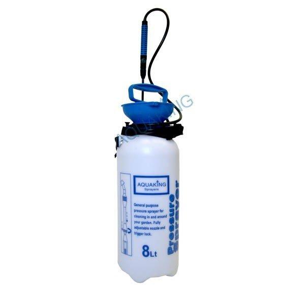 8 liter Hogedrukspuit