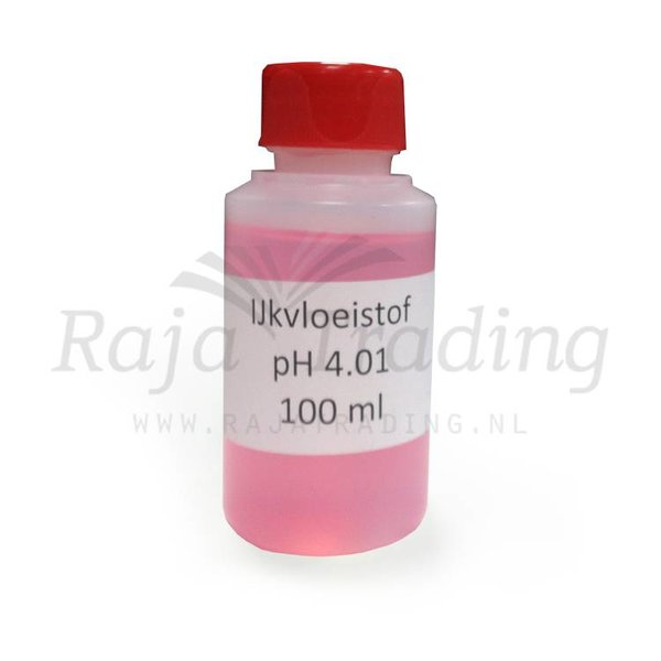 IJkvloeistof pH 4,0