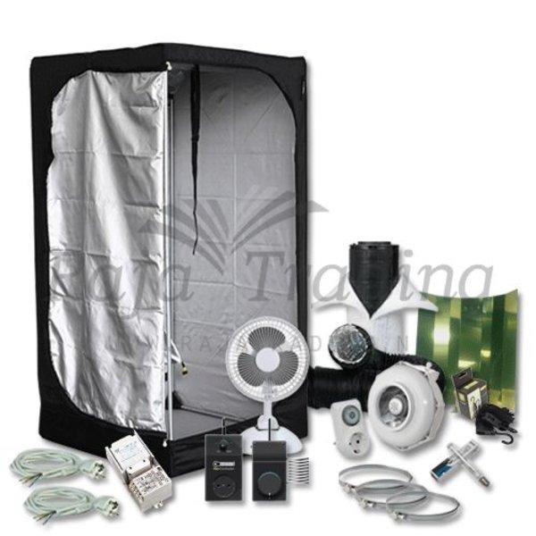Lite 80 Kweektent Compleet 250 Watt 80x80x160