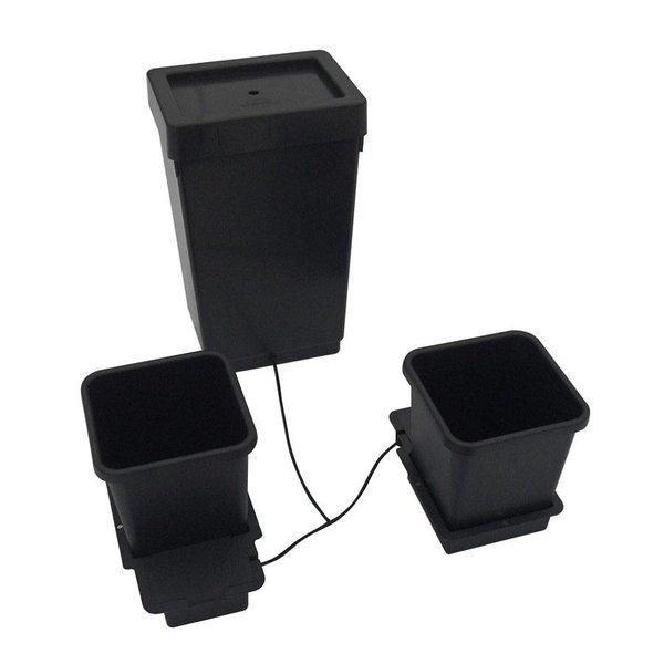 1Pot 2 Potten Systeem Starter Set Met Vat