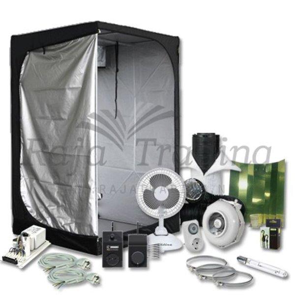 Lite 120 Kweektent Compleet 600 Watt 120x120x200