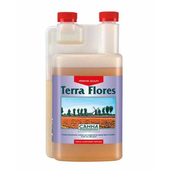 Terra Flores Bloeivoeding