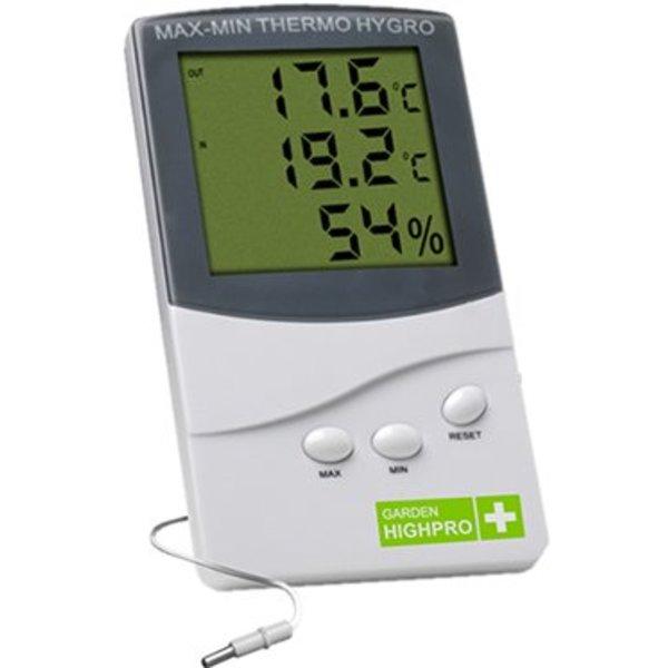 Thermo Hygrometer Medium
