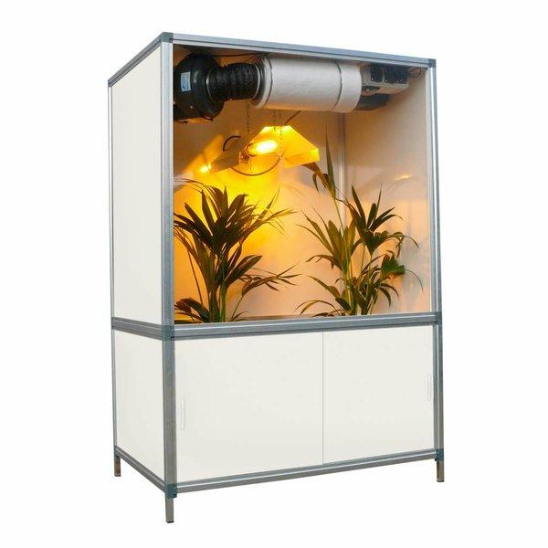 Bonanza 600 Watt HPS Kweekkast 1m2