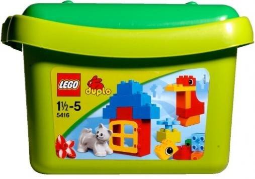 LEGO Lego Duplo Brick Box -5416 - Cheap4kidz af4d58f77d05