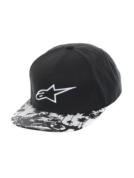 Alpinestars Paradise Snapback Hat Black