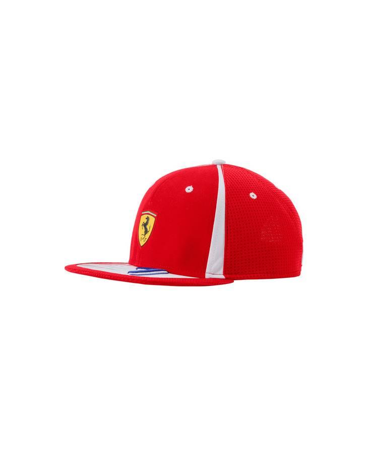 fanwear hat caps for unisex puma buy black baseball ferrari cap snapback myntra