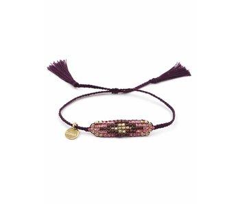 Bracelet Raspberry Beret