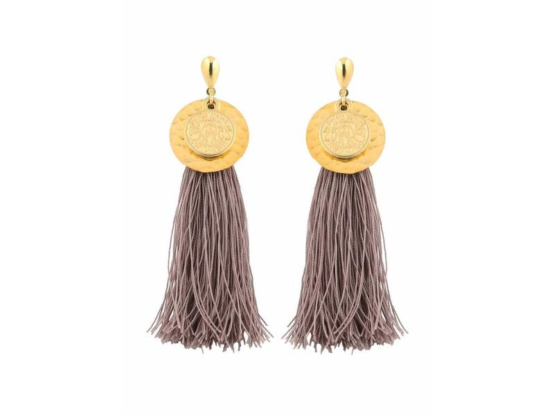 Earring Bold as Gold