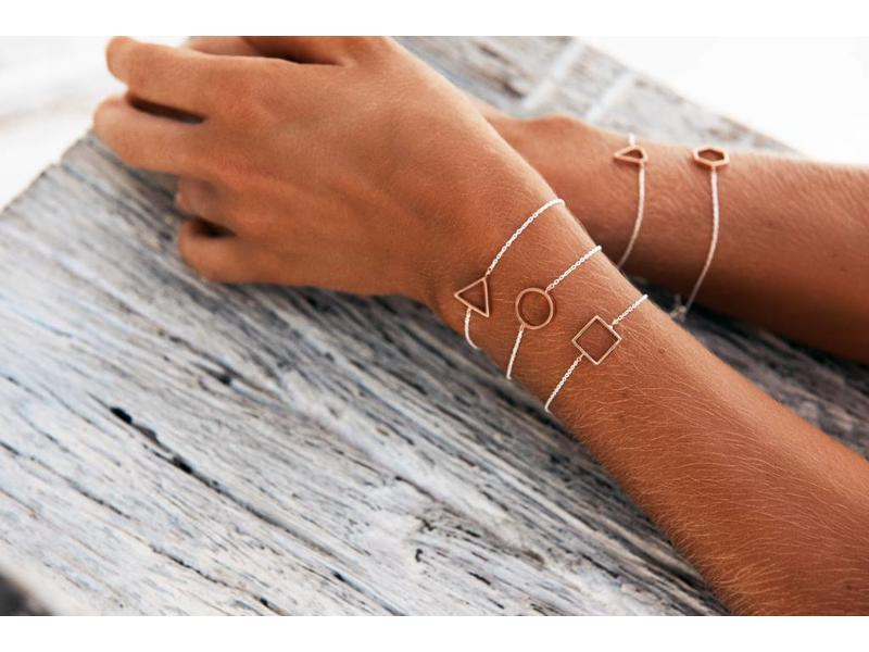 Necklace Echo Silver