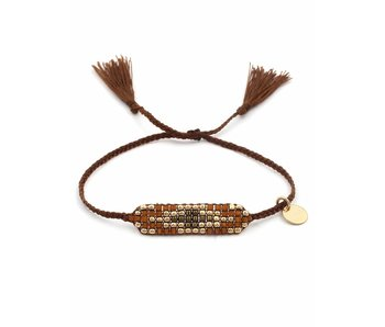Bracelet Pump Pecan Pop