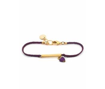 Bracelet Purple Rain