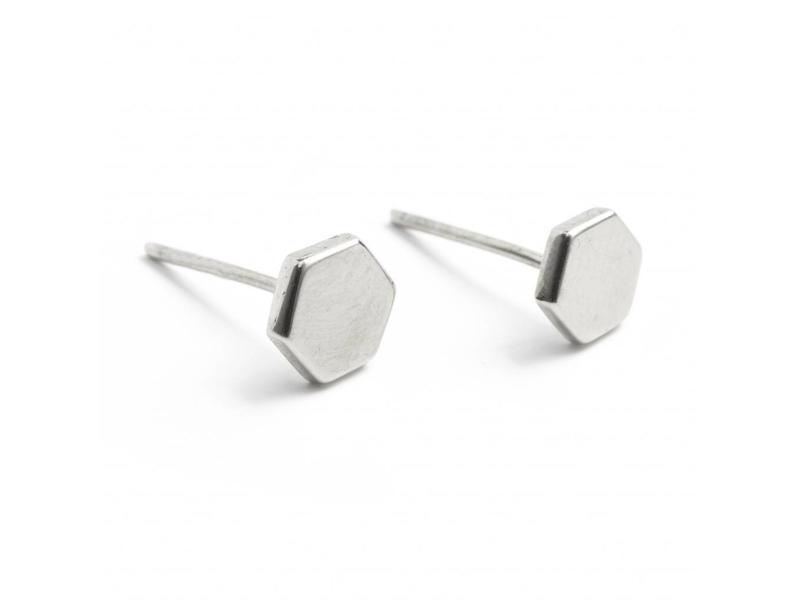 Ohrringe silver HXGN
