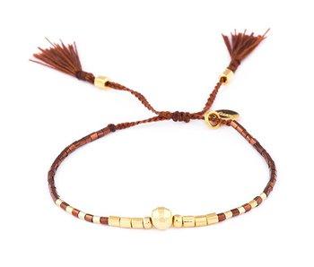 Armband Carob