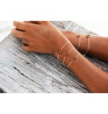 Armband Delta Gold