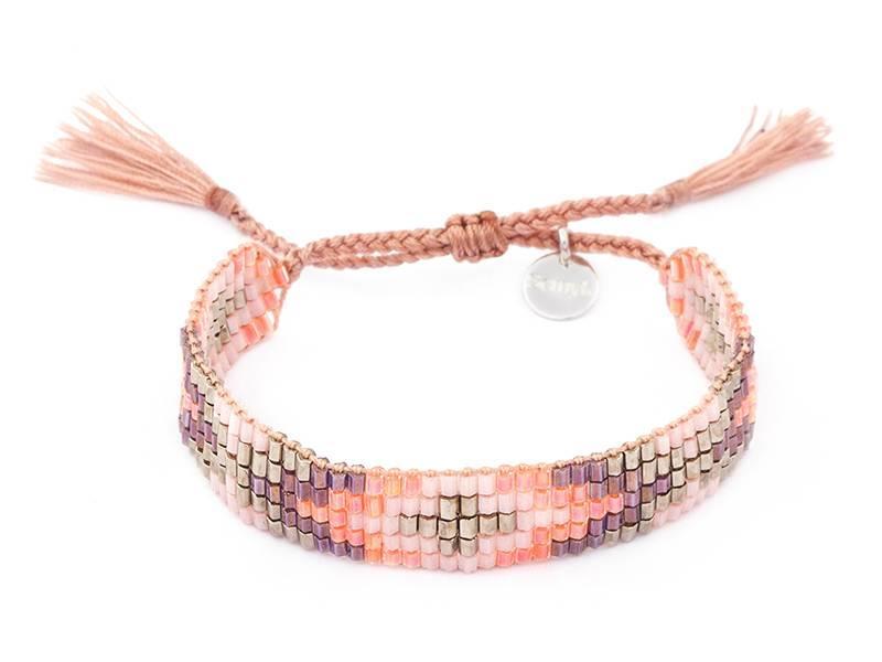 Bracelet Raspberry Ripple