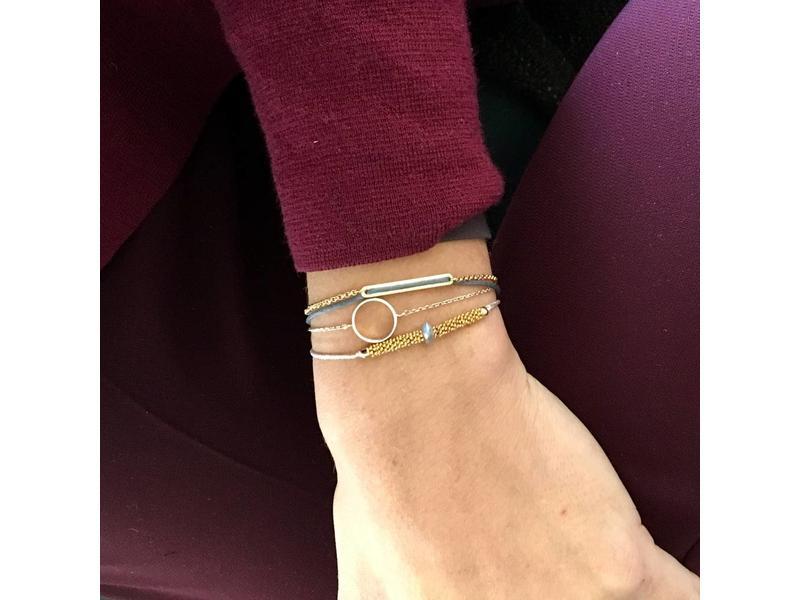 Armband Silverbell