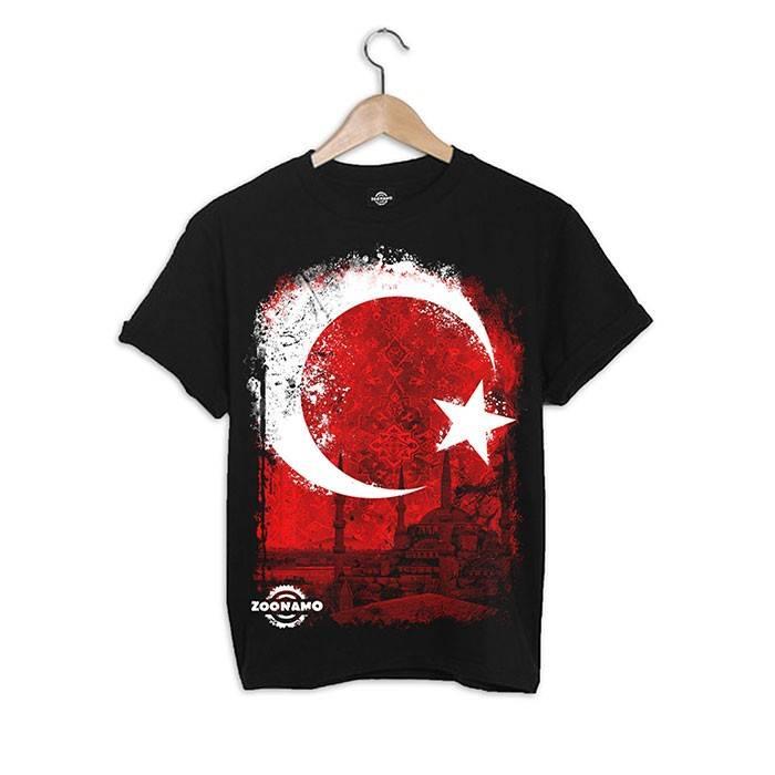 ZOONAMO Turkije t-shirt