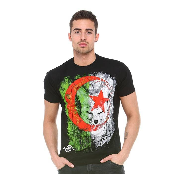 ZOONAMO Algerije t-shirt