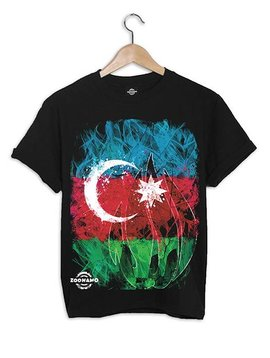 ZOONAMO Azerbaijan t-shirt