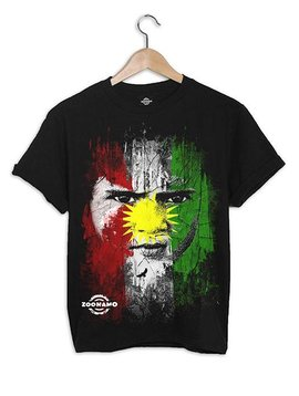 ZOONAMO Kurdistan t-shirt