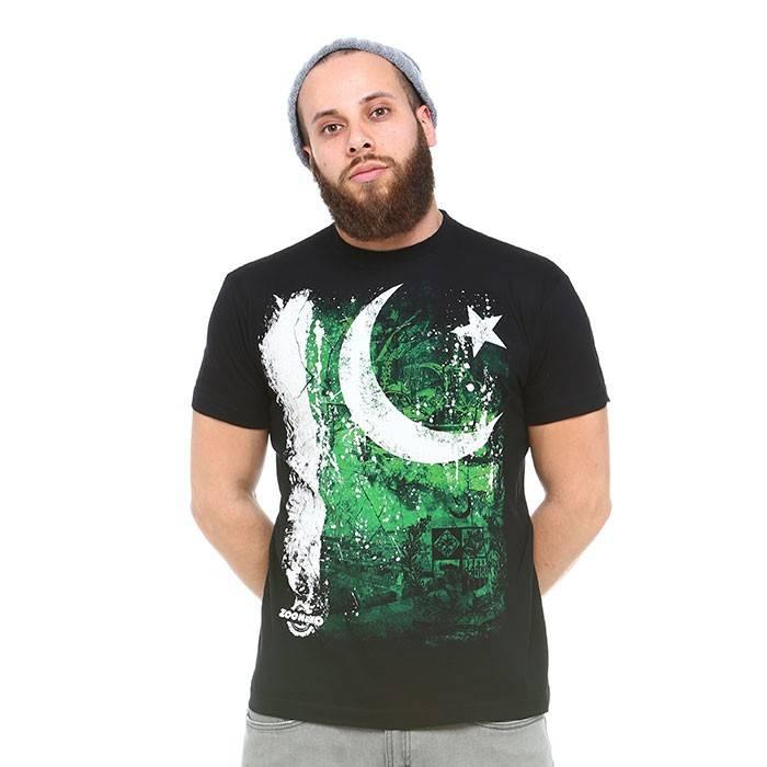 ZOONAMO Pakistan t-shirt