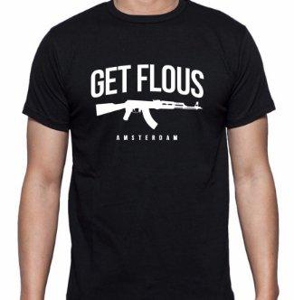 ARTIKEL29 Get Flous Amsterdam t-shirt - Artikel29