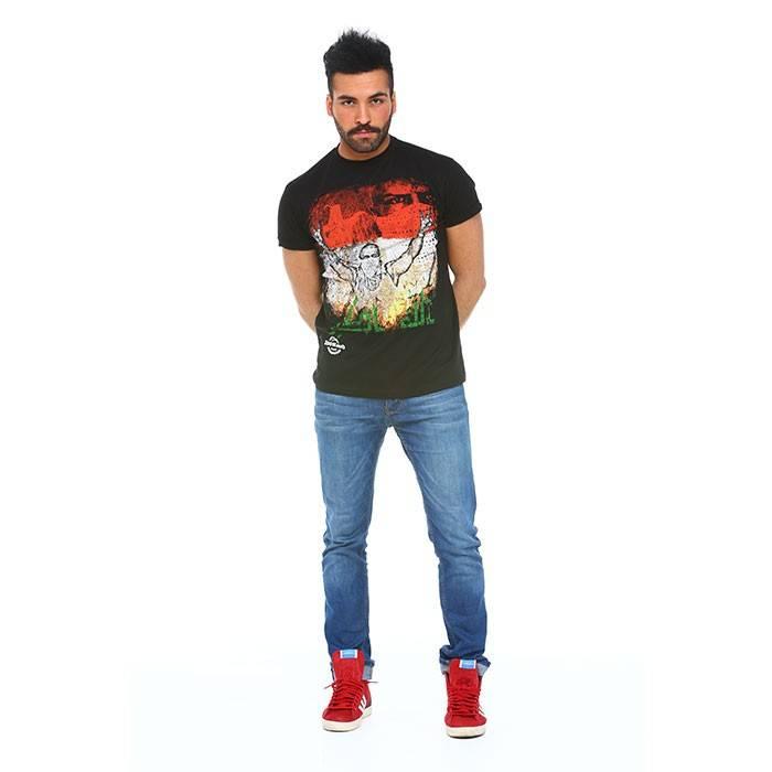 ZOONAMO Irak t-shirt