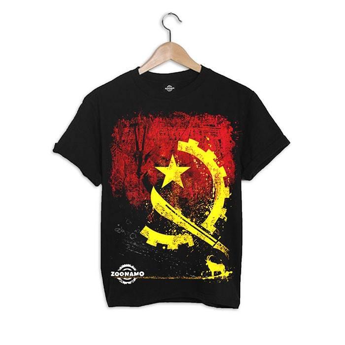 ZOONAMO Angola t-shirt