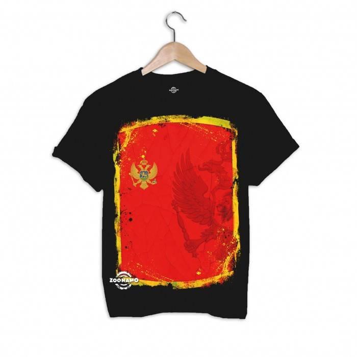ZOONAMO Montenegro t-shirt