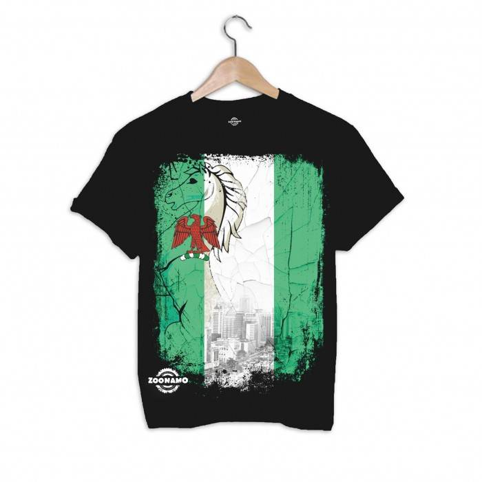 ZOONAMO Nigeria t-shirt