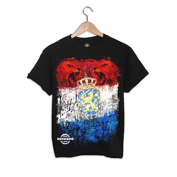 ZOONAMO Nederland t-shirt