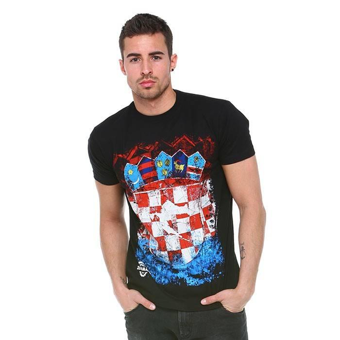 ZOONAMO Kroatië t-shirt