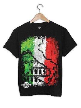 ZOONAMO Italië t-shirt