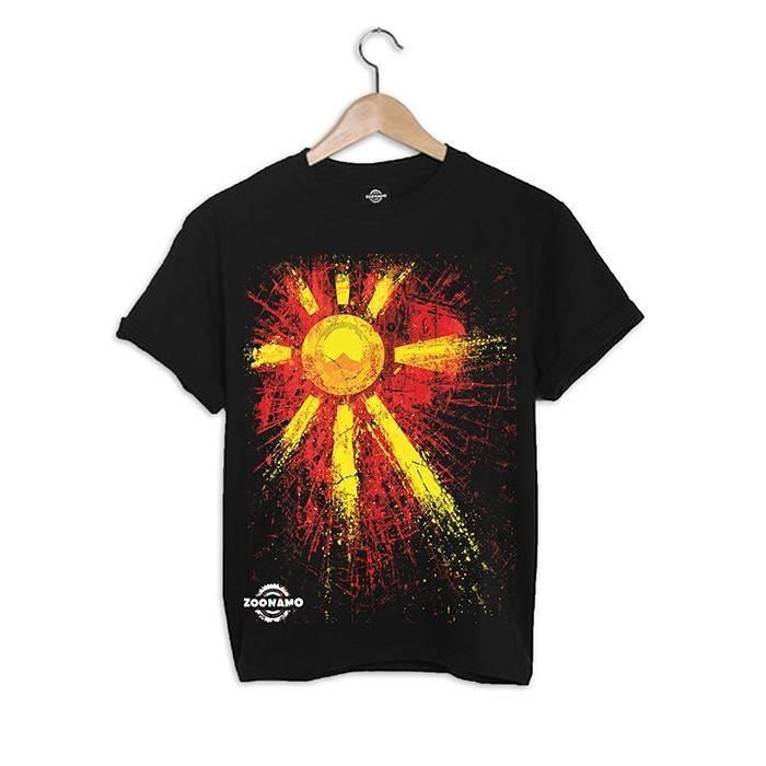 ZOONAMO Macedonië t-shirt