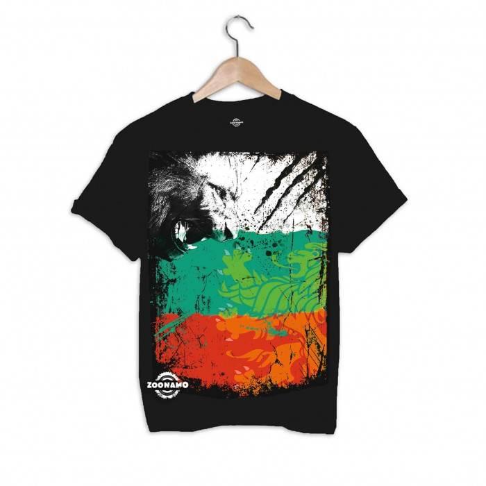 ZOONAMO Bulgarije t-shirt